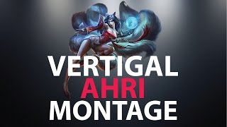 Vertigal Ahri Montage - Best Ahri Plays
