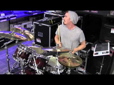 Guitar Center Chico - Drum Off 2013 Finals - Nathan Sletner