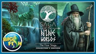 Saga of the Nine Worlds: The Four Stags Collector's Edition video