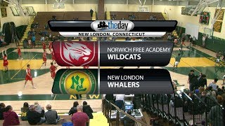 Full game: NFA 64, New London 57