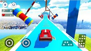 Ultimate Car Stunts Mega Ramp Stunt Car Games – Impossible Sports Car Driver – Android GamePlay #3
