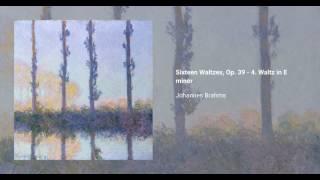 Sixteen Waltzes, Op. 39