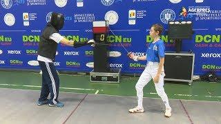 #ziuacopilului REPORTAJ Urzeala săbiilor - Vlad şi Mihai Covaliu, en garde pentru o nouă medalie olimpică în familie