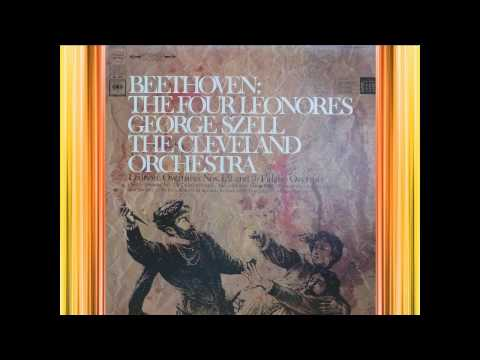 Leonore Overture No 2 - Beethoven - Szell - Cleveland Orchestra