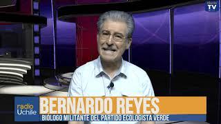 """Bernardo Reyes: Desafíos para salvar el """"oro azul"""""""