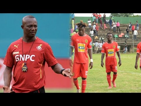 WHY KWESI APPIAH WILL REMAIN BLACK STARS COACH & ASANTE KOTOKO PREPARE FOR CAF CHAMPS LEAGUE
