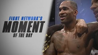 Jimi Manuwa Punishes Valentino Petrescu at UCMMA 14 | Moment of the Day