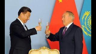 Назарбаев окончательно продался Китаю. Идет полная колонизация Казахстана / БАСЕ
