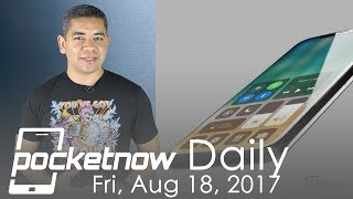 iPhone 8 to be most powerful phone, Galaxy Note 8 dummies & more - Pocketnow Daily