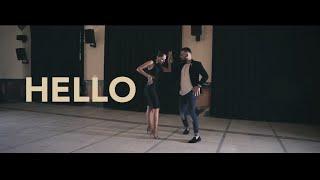 Daniel Santacruz - Hello (Lyric Video)
