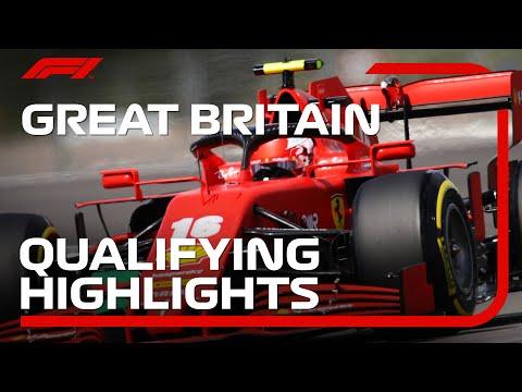F1 2020 第4戦イギリスGP 予選ハイライト動画