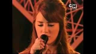 Teen Angels - Mar e Thiago cantano Hay Un Lugar e Nena