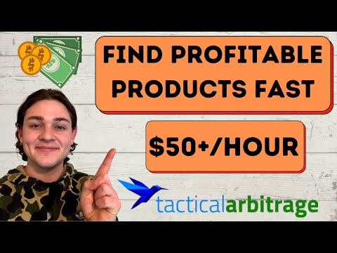 How to Use Tactical Arbitrage | Online Arbitrage for Amazon FBA 2021