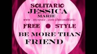 Jessica Marie - Be More Than Friends.