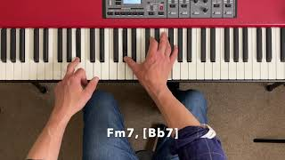 32-Bar Jazz Piano Improvisation With In-Depth How-To And Analysis