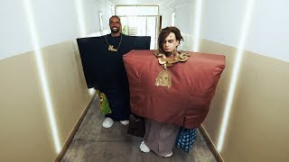 KANYE WEST & LIL PUMP - I LOVE IT (PARODIA)