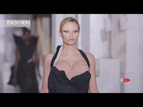MAISON MARGIELA - Artisanal Collection Haute Couture Fall 2019 Paris - Fashion Channel