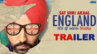 Sat Shri Akaal England (Trailer) Ammy Virk, Monica Gill | Rel 17th Nov | Punjabi Comedy Movie 2017