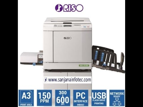 Riso Digital Duplicators Sf 5330/ Sf5330 Sf S 6859/ 7141 A3 Drum