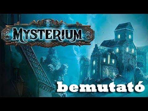 Mysterium - társasjáték bemutató - Jatszma.ro