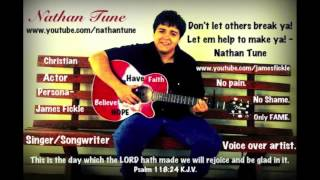 """Adam Gregory """"What Would Jesus Do"""" Cover - Nathan Tune"""