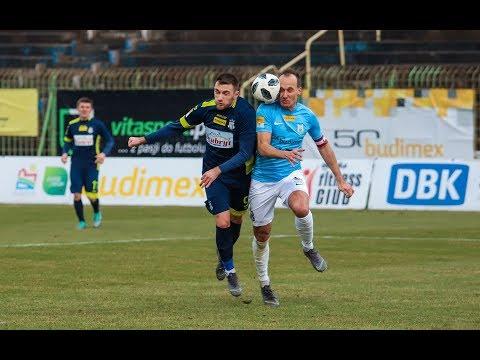 Skrót meczu Stomil Olsztyn - Sandecja Nowy Sącz 0:0