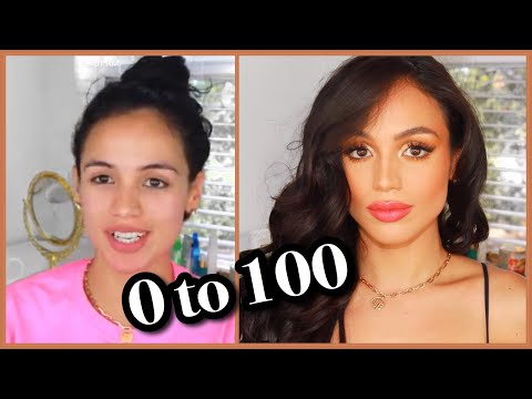 CHATTY GRWM | 0 to 100 SOFT EASY GLAM!| | Janelle Mariss