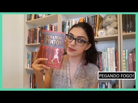 RESENHA #32: PEGANDO FOGO! | Bruna Fazio