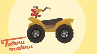 ТАЧКИ - ТАЧКИ - Новые серии! - Путешествие на лимузине 🚙 Мультики про машинки для детей