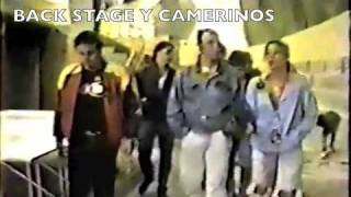 GUNS AND ROSES IN COLOMBIA NOV 29 1992