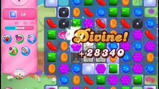 Candy Crush Saga Level 3337 - NO BOOSTERS