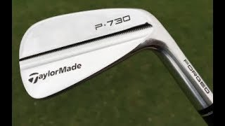 Taylormade P730 iron review by Mark Crossfield