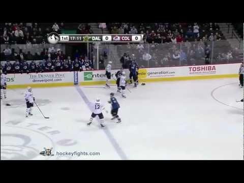 Cody McLeod vs. Krys Barch