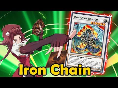 Custom Card Reviews - Iron Chain