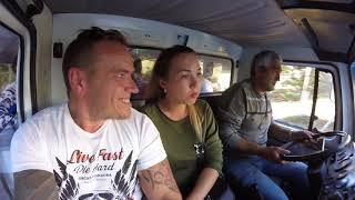 Путешествие по Абхазии октябрь 2017