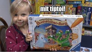 Schatzsuche in der Buchstaben-Burg - tiptoi (Ravensburger) - 4 bis 7 Jahre