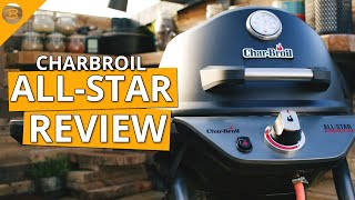Charbroil All Star 120 Review | Barbechoo