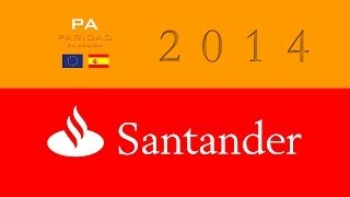 preview picture of video 'Banco Santander JGA 2014'