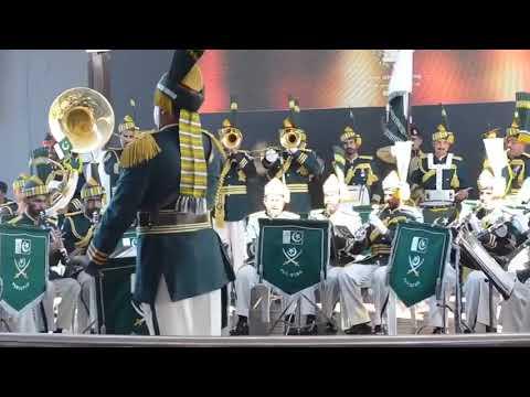 Boney M  Rasputin by Army band Pakistan Army New video 2019