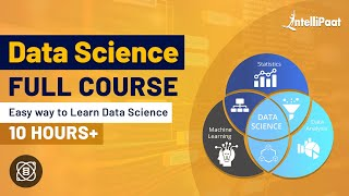 Data Science Tutorial | Data Science Course | Data Science for Beginners | Intellipaat