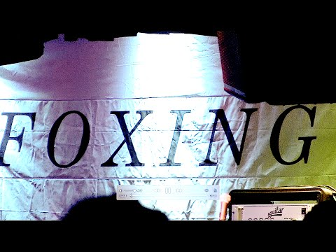 FOXING THE MEDIC LIVE IN DETROIT Mp3