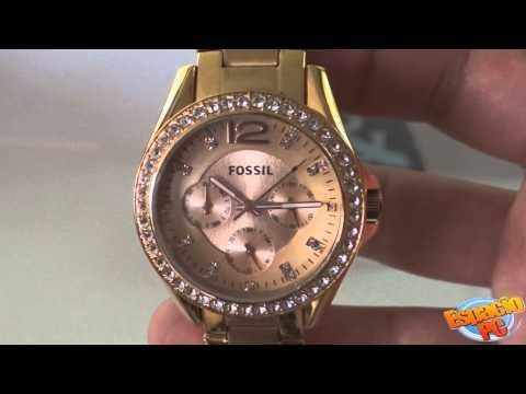 Fossil ES2811 - Reloj Dama
