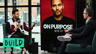"""Jay Shetty On His Podcast, """"On Purpose with Jay Shetty"""""""