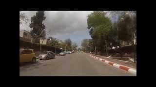 preview picture of video 'שדרות ויצמן - קרית ביאליק - Weizmann Blvd. Kiriat Bialik'