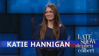 Katie Hannigan Gets Creative With Health Insurance - Video Youtube
