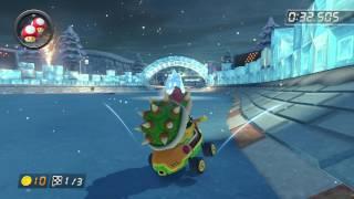 GCN Sherbet Land - 1:43.634 - S¢★Roberto (Mario Kart 8 World Record)