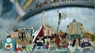 One Piece - Clash of the Titans Trailer - Marineford War