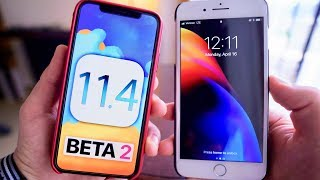 iOS 11.4 Beta 2 Released! New Wallpaper & X Feature