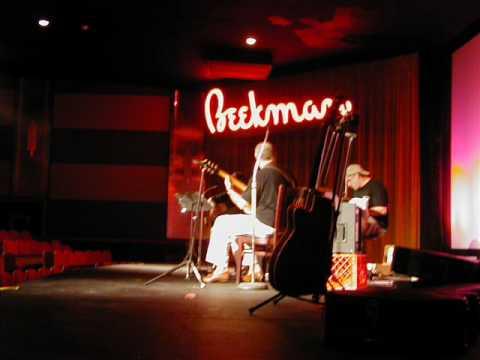 "Joe Beck at Greenport Theatre ""Summer Time"" 2"