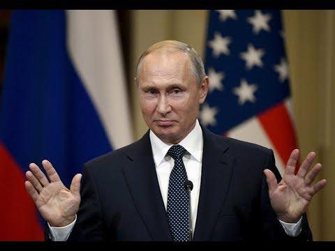 News wrap: Trump and Putin won't hold summit in Paris
